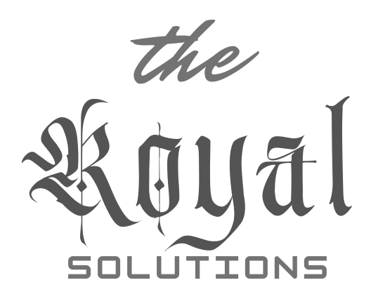 The Royal Solutions | IT | Construction | Material Supplier Logo